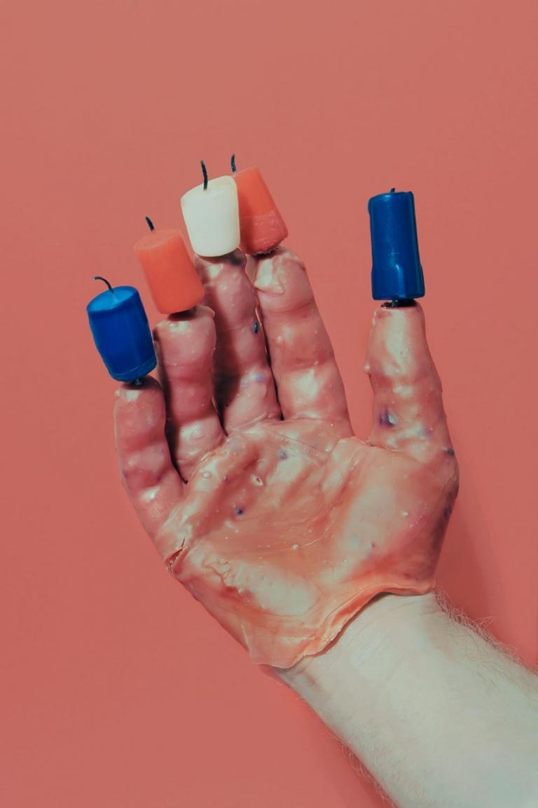 JANNIKE STELLING PHOTOGRAPHY wax-glove