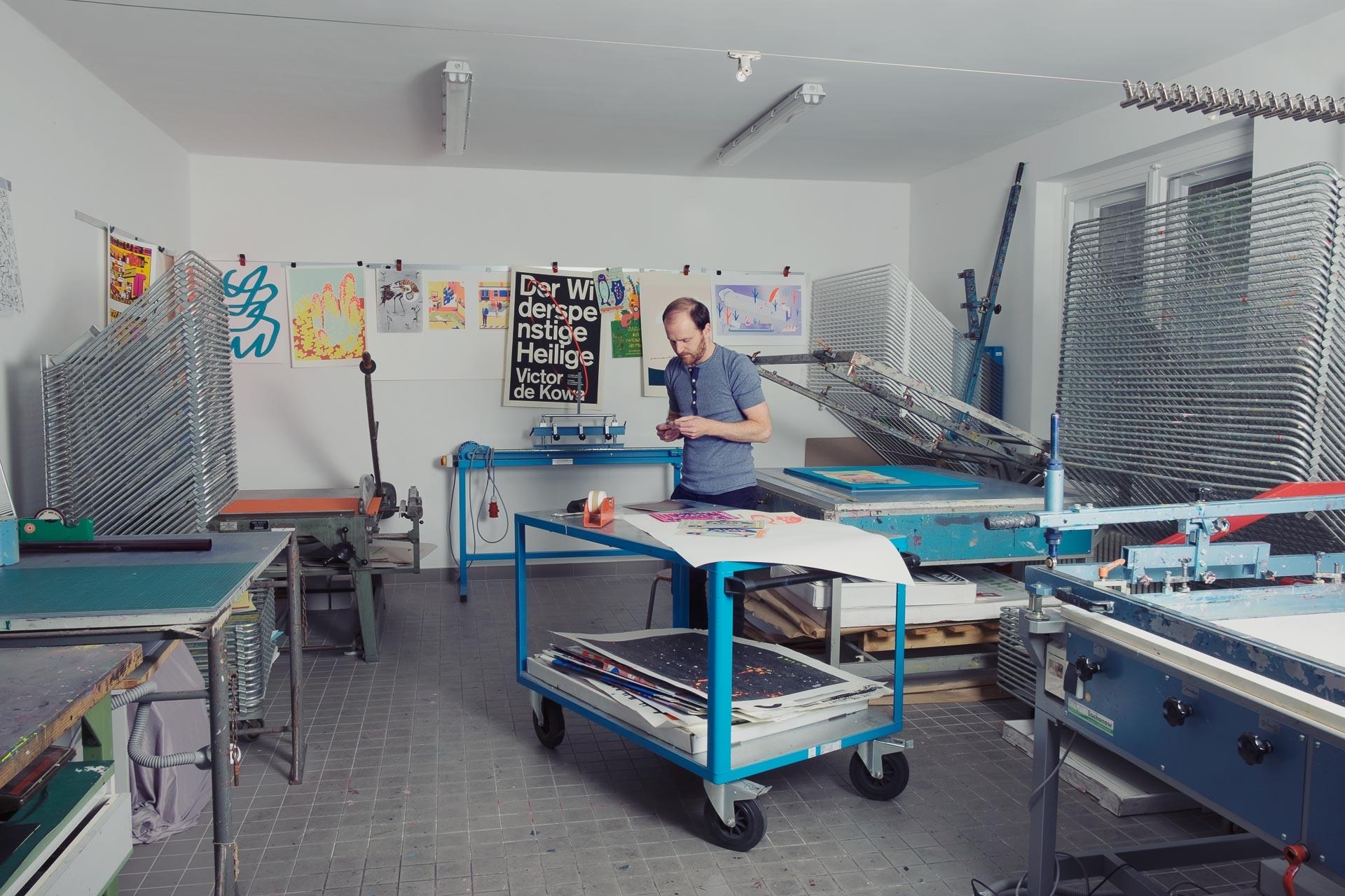 JANNIKE STELLING PHOTOGRAPHY UdK-Werkstätte